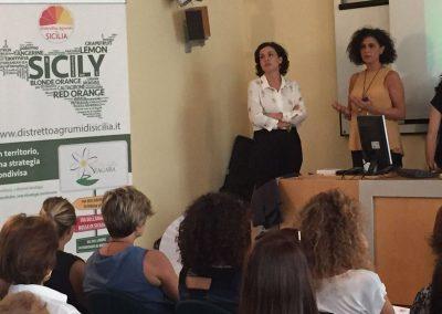 Gli itinerari rurali (Le Vie della Zagara), seminario tenutosi a Catania (CT) - Progetto Social Farming Sicilia