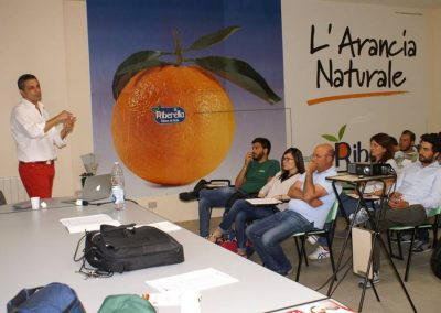 Web Marketing, seminario tenutosi a Ribera (Agrigento - AG) - Progetto Social Farming Sicilia