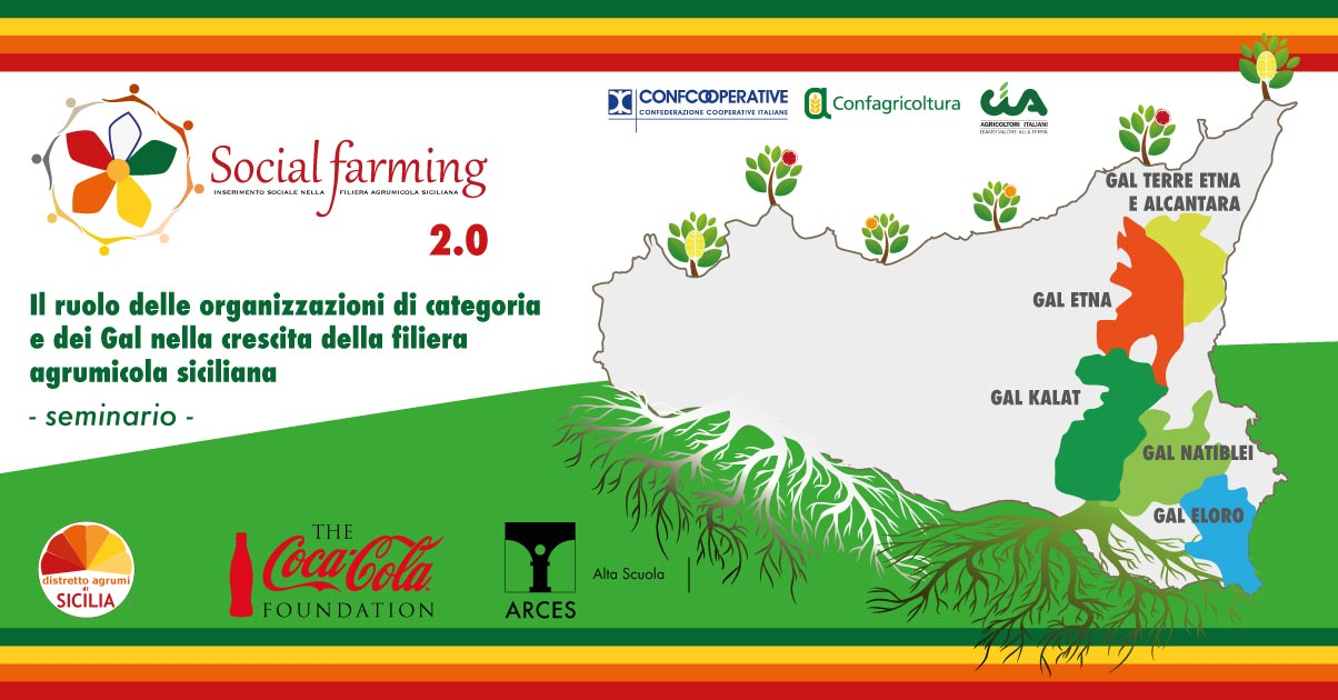 Il ruolo delle organizzazioni di categoria e dei Gal nella crescita della filiera agrumicola siciliana