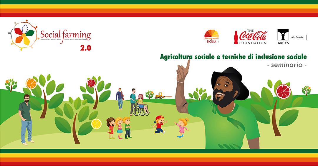 Agricoltura sociale e tecniche di inclusione sociale - Seminario in Sicilia