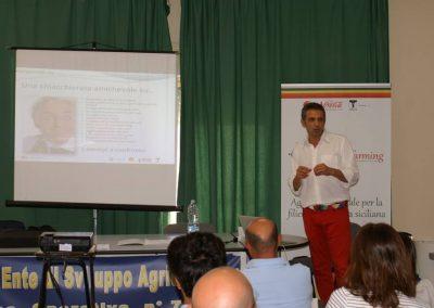 Web Marketing, seminario tenutosi a Ribera (Agrigento - AG) - Progetto Social Farming Sicilia